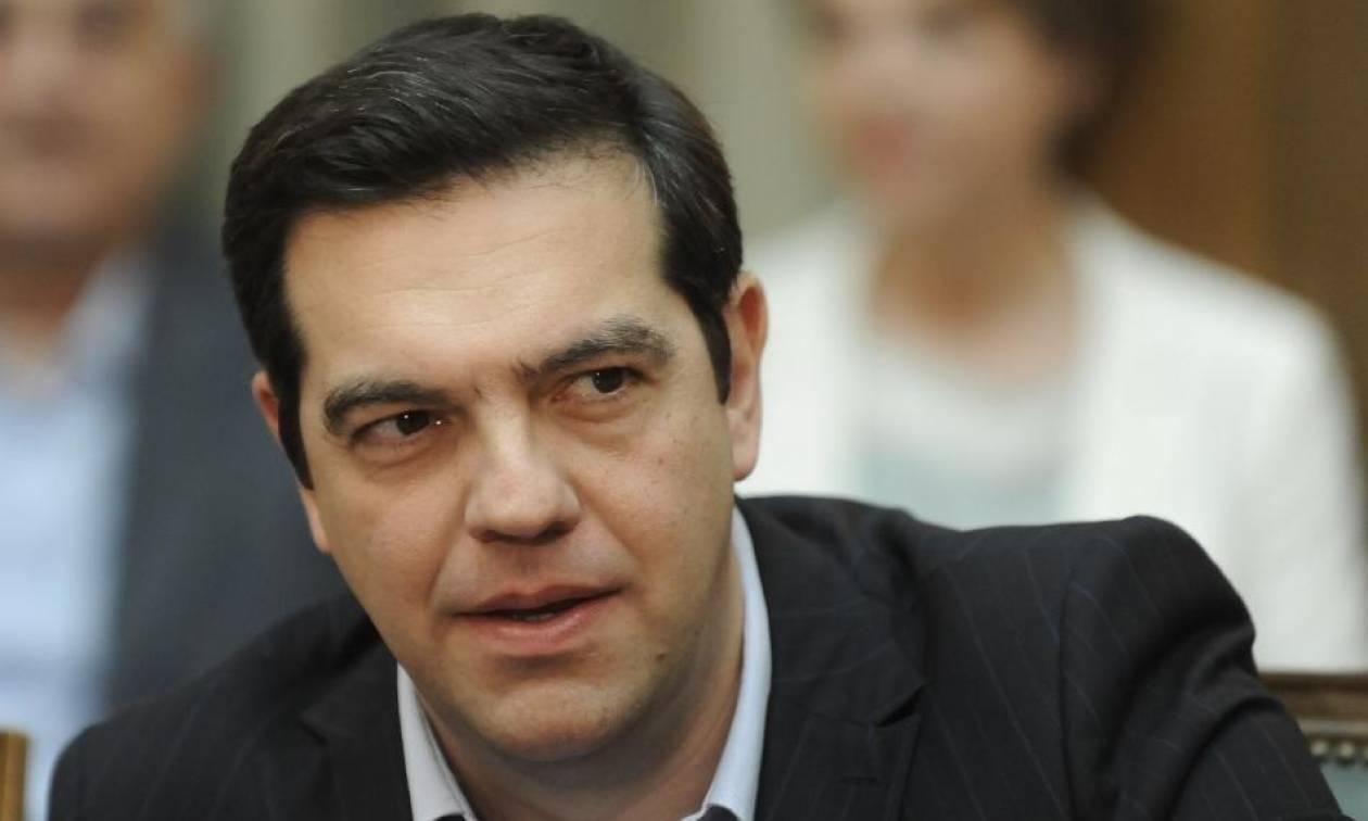 Στη Θεσσαλονίκη την Τετάρτη ο Αλέξης Τσίπρας