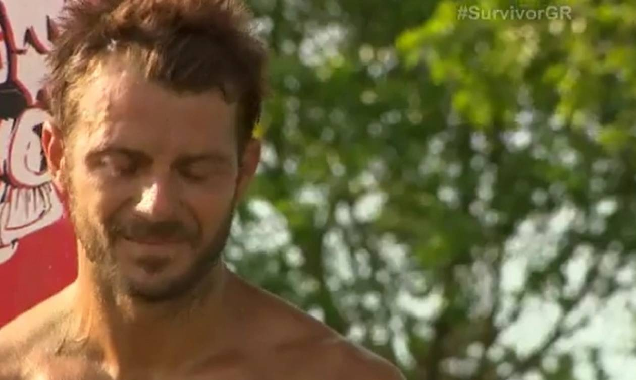 Survivor: Δάκρυσε ο Ντάνος αφιερώνοντας τη νίκη στο 3 μηνών ανιψάκι του (video)