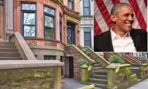 Πωλείται το πρώτο σπίτι του Ομπάμα