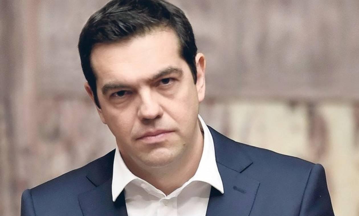 Στη Θεσσαλονίκη ο Αλέξης Τσίπρας