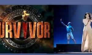 Survivor Vs Eurovision: Θα τρίβετε τα μάτια σας από τη διαφορά στα νούμερα τηλεθέασης