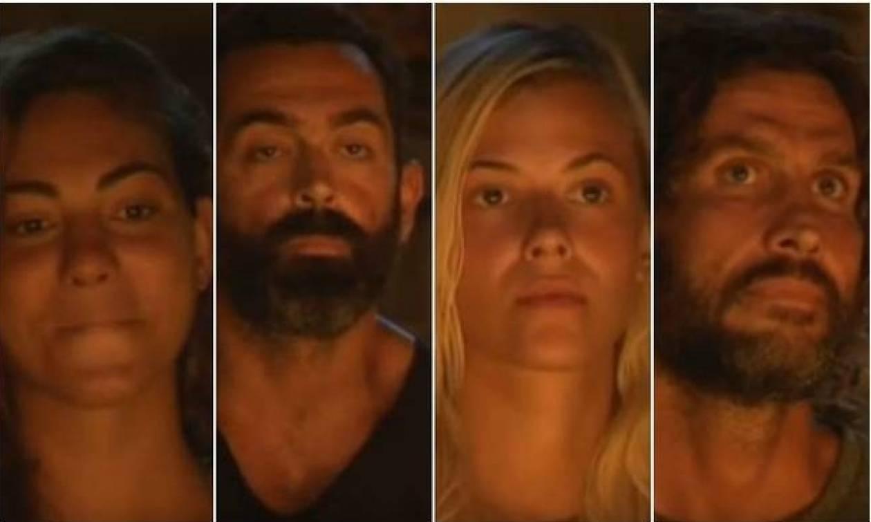 Survivor: Τεράστια ανατροπή με τη σημερινή αποχώρηση - Ποιος θα φύγει τελικά;