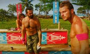 Survivor: Οταν ο Ντάνος τα παίρνει... κρανίο. Ολα τα ξεσπάσματα του Αγγελόπουλου σε ένα βίντεο!