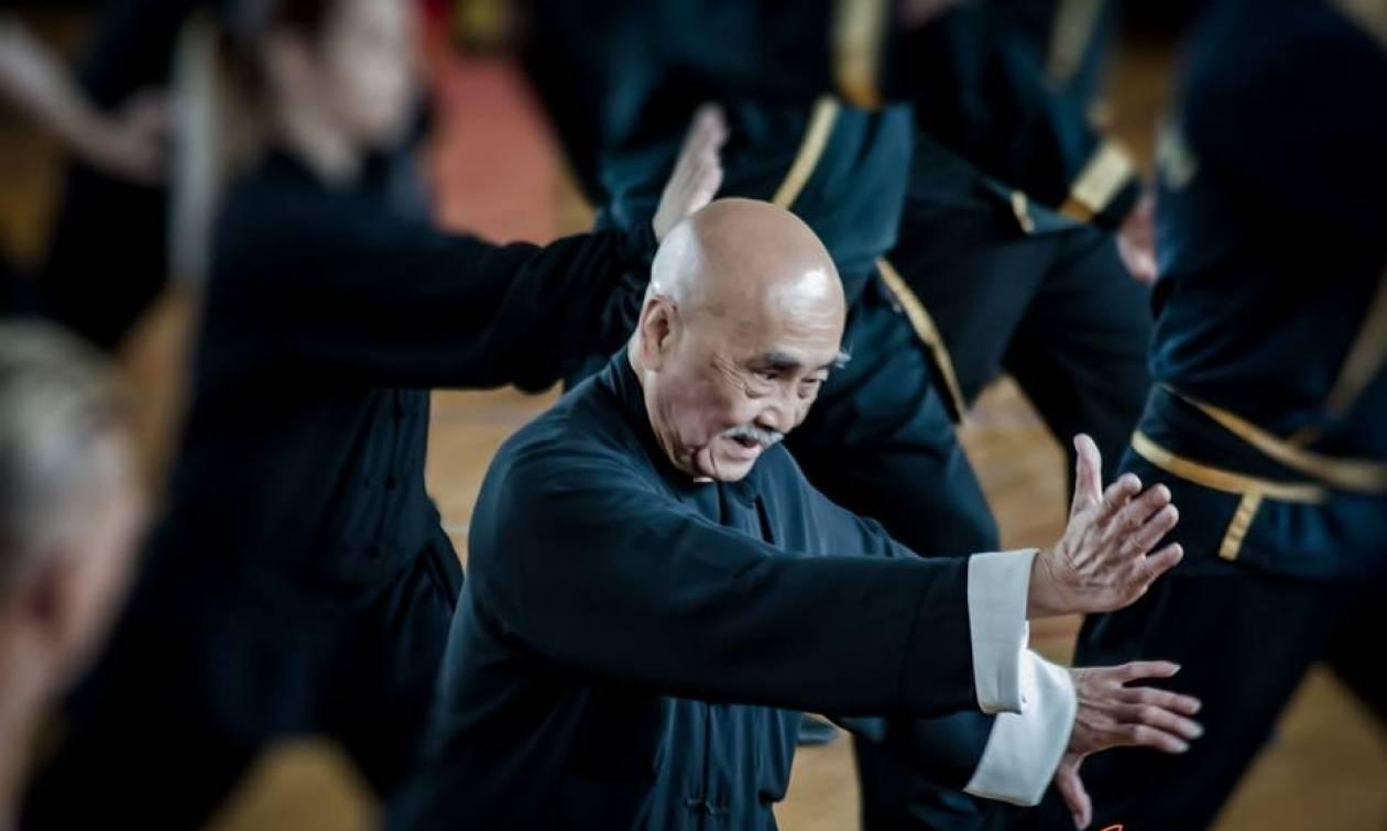 Στην Αθήνα ο Grand Master του Kung Fu και «πατέρας» του Fu Jow Pai (pics)