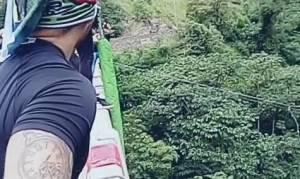 Σοκαριστικό ατύχημα: Αυτό το Bungee Jump είχε τραγική κατάληξη (video)