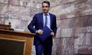 Μητσοτάκης: Ο Τσίπρας παίζει ανεύθυνα με την αγωνία των νέων