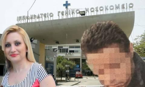 Δολοφονία Θεσσαλονίκη: Μυστήριο με τον τελευταίο διάλογο του γιατρού με την 36χρονη