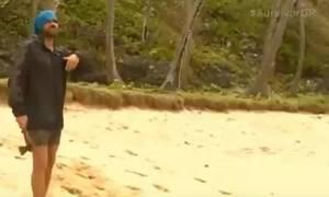 Survivor: Τρέμε Μπο, έρχεται ο Σπαλιάρας! «Ο Σφάχτης της Καρύδας» και το Hit του καλοκαιριού (video)