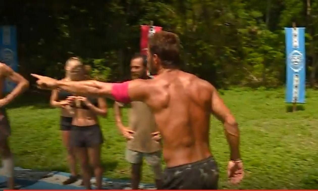 Survivor: Αγριο... πέσιμο του Ντάνου στους Μαχητές. Τι θα δούμε την Κυριακή; (video)
