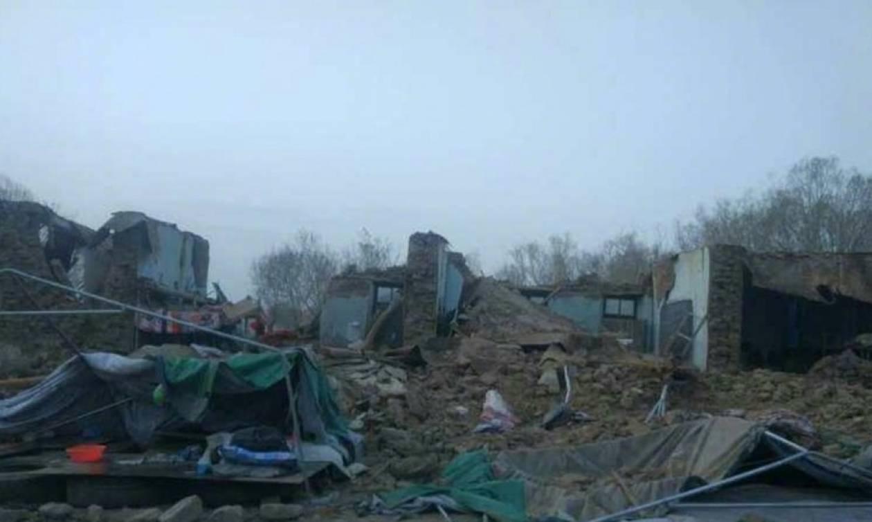 Κίνα: Σεισμός 5,5  Ρίχτερ προκάλεσε το θάνατο οχτώ ανθρώπων