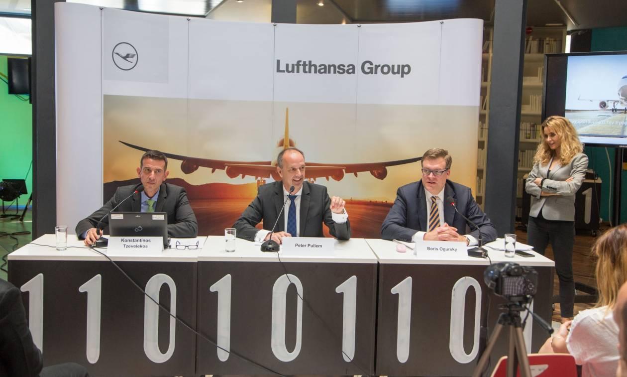 Όμιλος Lufthansa: Νέα προϊόντα και υπηρεσίες