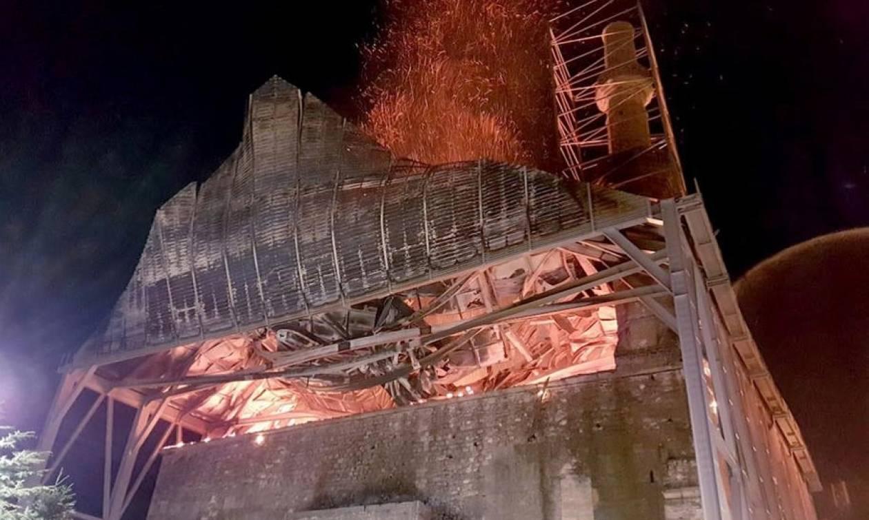 Διδυμότειχο: Έρχονται διώξεις για την πυρκαγιά στο Τέμενος Βαγιαζήτ