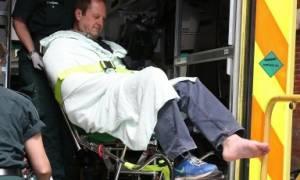 Λονδίνο: Τραυματίστηκε εικονολήπτης του BBC