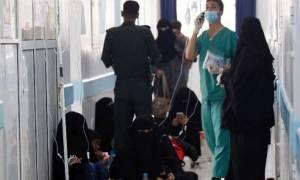 Υεμένη: «Θερίζει» η χολέρα - 48 νεκροί