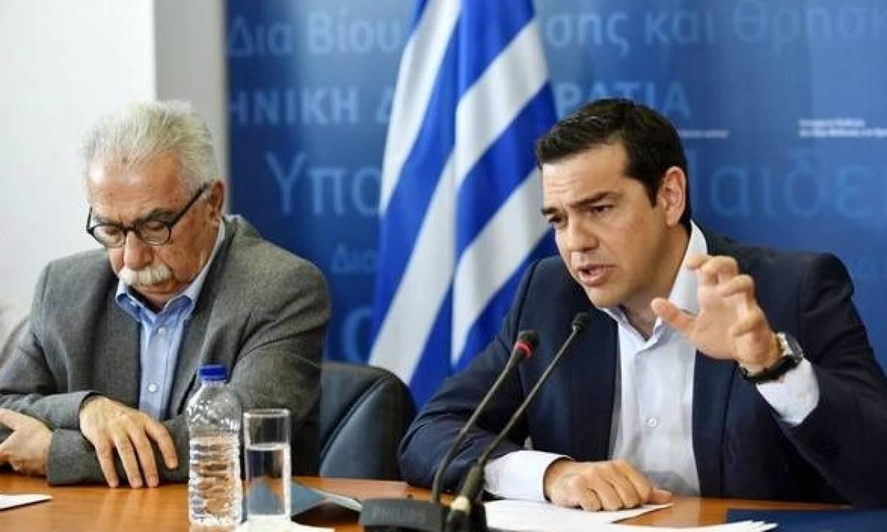 Διδασκαλική Ομοσπονδίας Ελλάδος: «Κενές περιεχομένου» οι εξαγγελίες του Τσίπρα