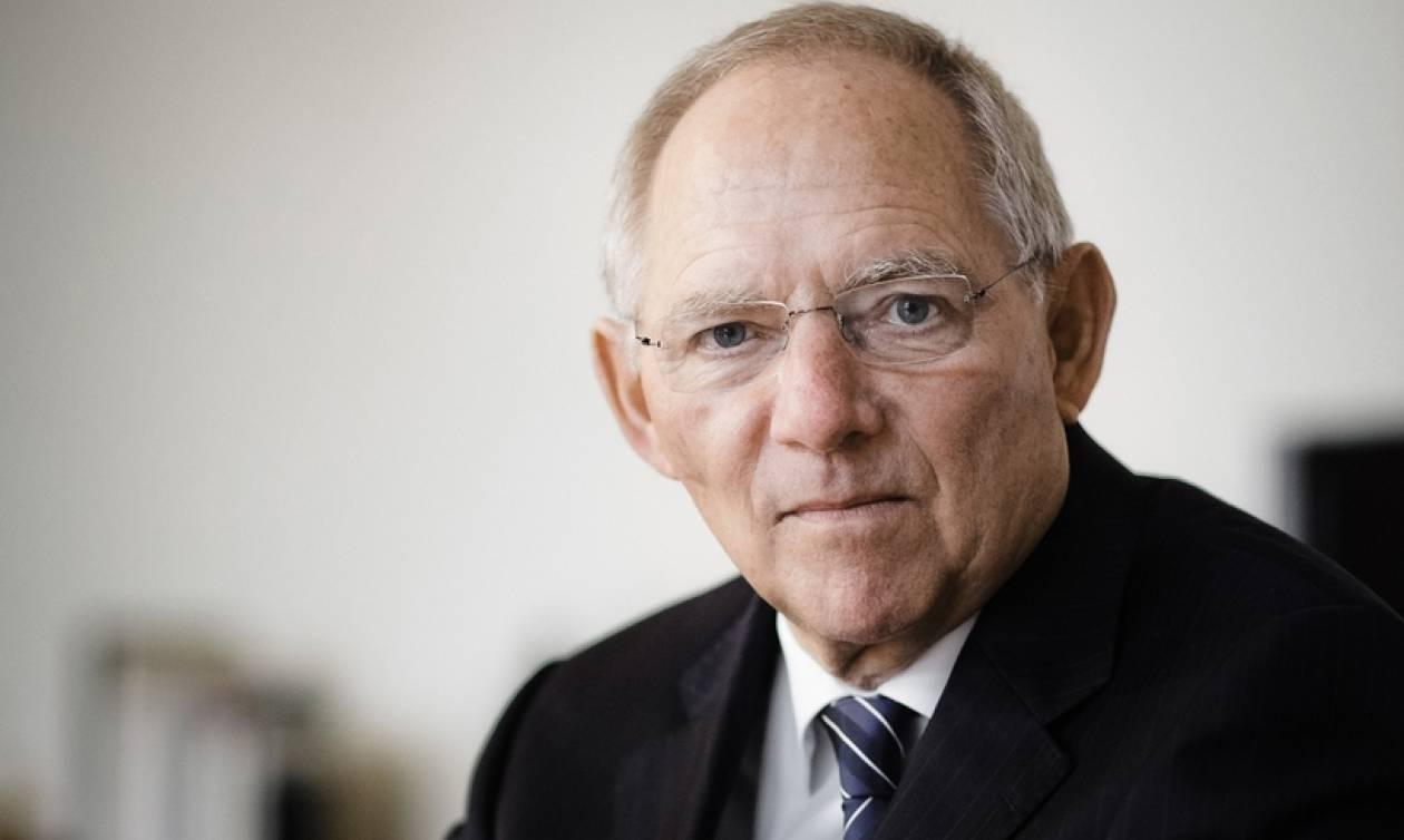 Προκλητική δήλωση Σόιμπλε: Δε χαλιναγωγούμε τις ευρωπαϊκές αγορές, απλά είμαστε ανταγωνιστικοί