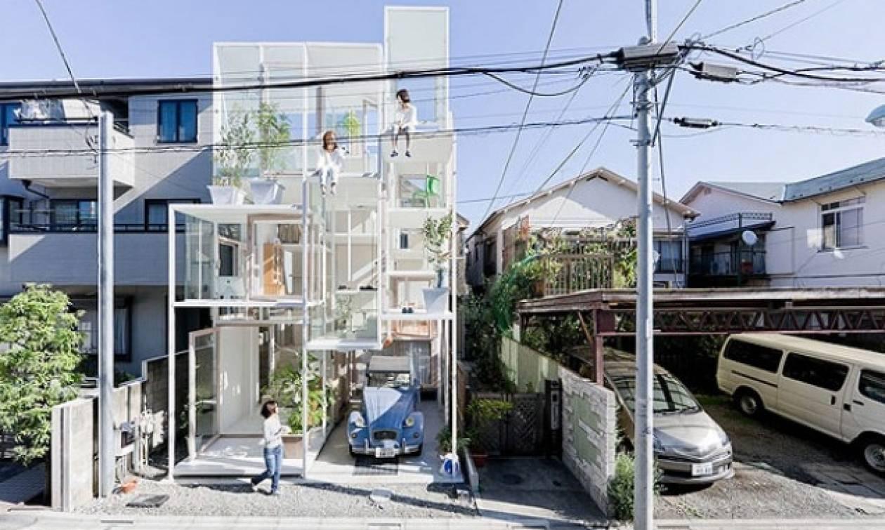 Σίγουρα δεν τα έχετε ξαναδεί! Αυτά είναι τα 5 πιο περίεργα σπίτια στον πλανήτη!