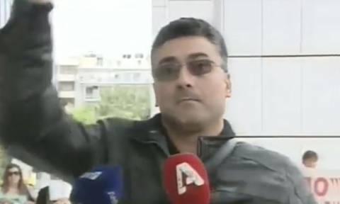 Πυροβολισμοί στο Εφετείο: Παράνομο το όπλο που κατείχε ο θείος του Μάριου