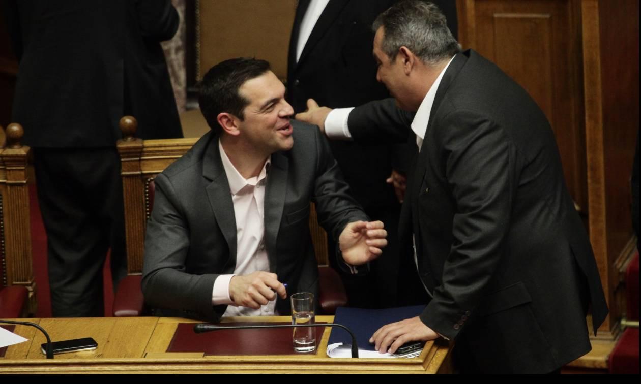 Η μετάλλαξη των ΣΥΡΙΖΑ – ΑΝ.ΕΛ.: Από επαναστάτες, ακραίοι… φιλελέδες