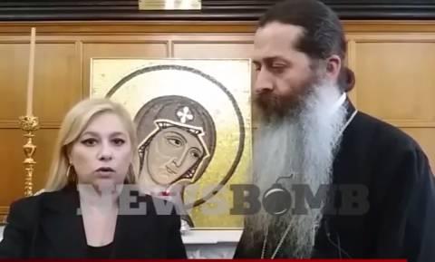 Πρωτοσύγκελος Αρχιεπισκοπής στο Newsbomb.gr: Έχουμε χρέος να αγρυπνούμε για τα ναρκωτικά (vid)