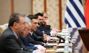 Σε θερμό κλίμα οι συναντήσεις Τσίπρα στο Πεκίνο - Ποιες συμφωνίες... έκλεισε ο πρωθυπουργός;