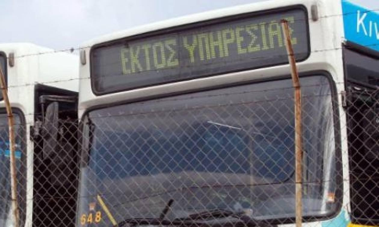 Απεργία ΜΜΜ – Προσοχή: Χωρίς λεωφορεία η Αθήνα τις επόμενες ημέρες