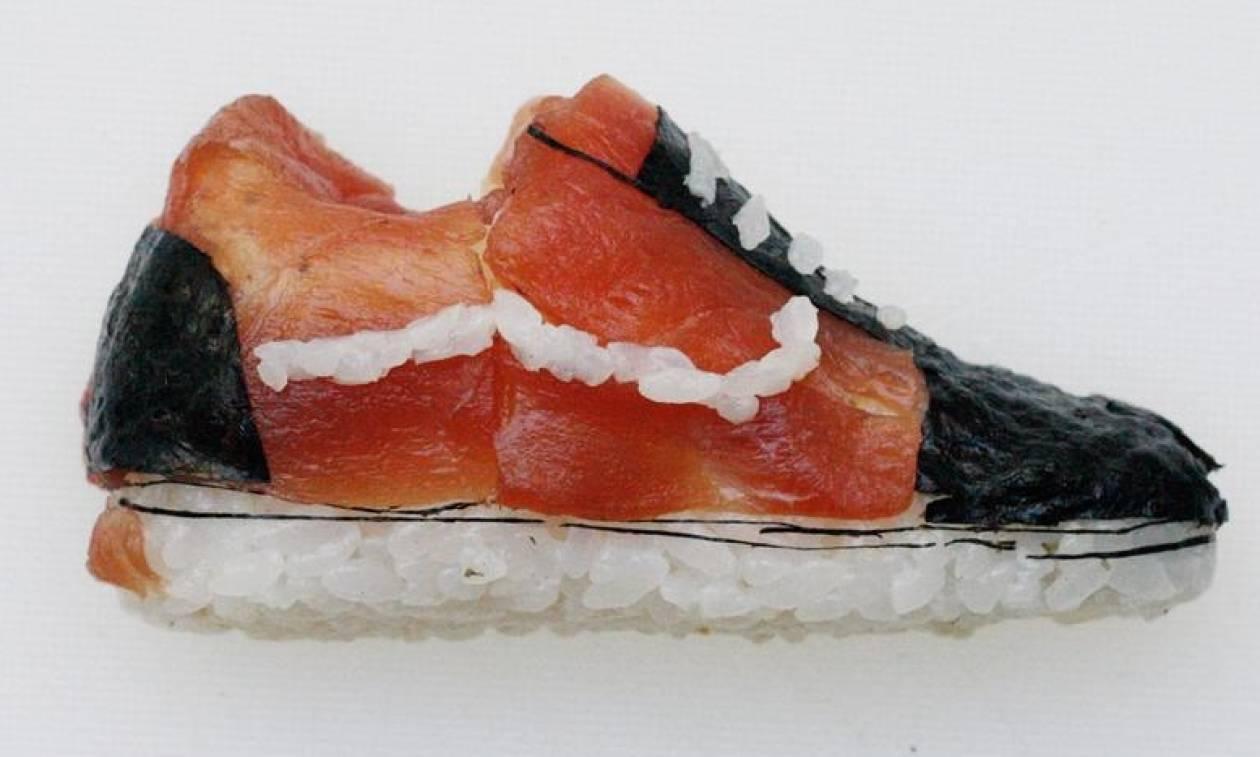 Παπούτσια για φάγωμα - Είναι σούσι
