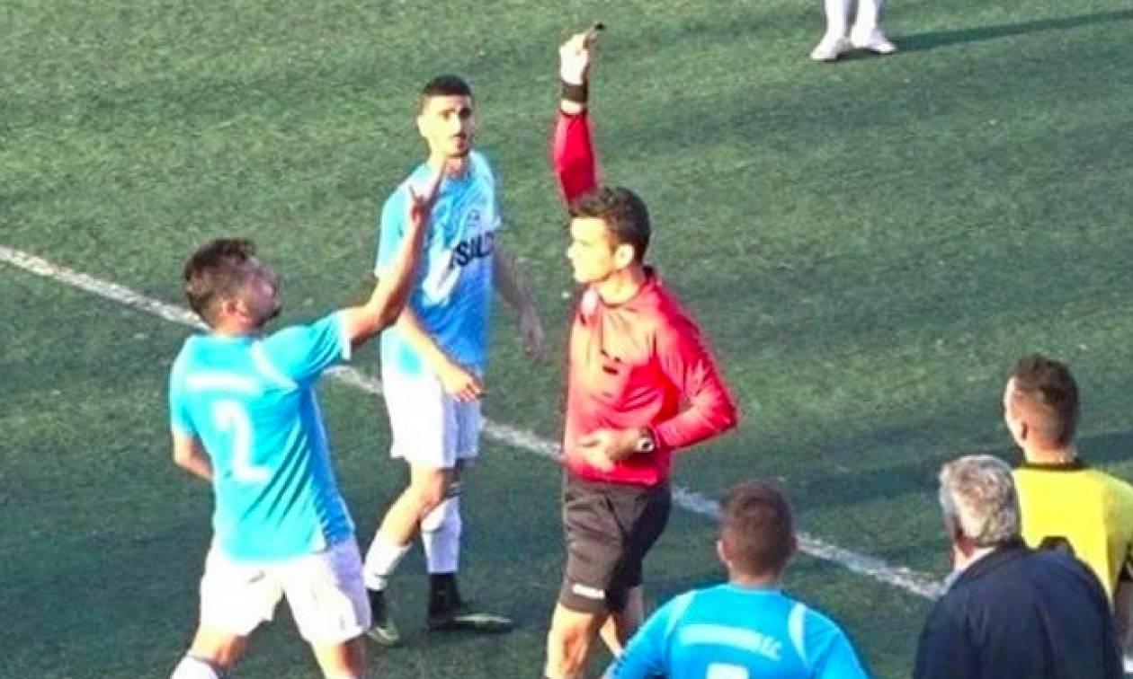 Ίσως, η πιο αστεία στιγμή στην ιστορία των ποδοσφαιρικών αγώνων στην Κρήτη!