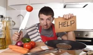 Τα 5 φαγητά που οι άντρες δεν θα φτιάξουν ΠΟΤΕ!