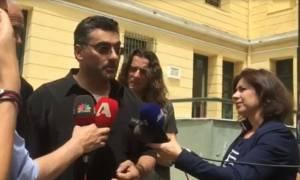 Μάριος Παπαγεωργίου: Αυτή είναι η ποινή που επιβλήθηκε στον «πιστολέρο» του Εφετείου (vids)