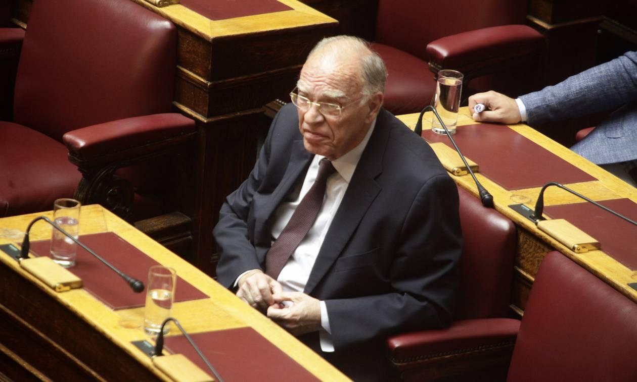 Λεβέντης: Δεν ψηφίζω τα νέα μέτρα – Να πάμε σε οικουμενική