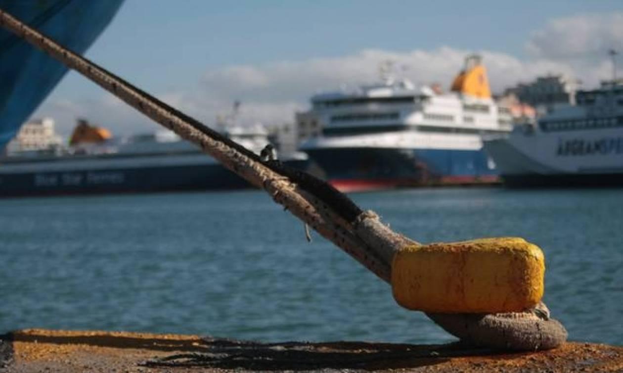 Απεργία ΠΝΟ: Χωρίς πλοία την Τρίτη και την Τετάρτη η χώρα