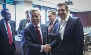 Στο Πεκίνο ο Τσίπρας: Η Ελλάδα και επίσημα μέλος της Ασιατικής Τράπεζας Επενδύσεων και Υποδομών