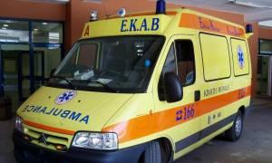 Τραγωδία στο Ηράκλειο: Νεκρός άνδρας από πτώση
