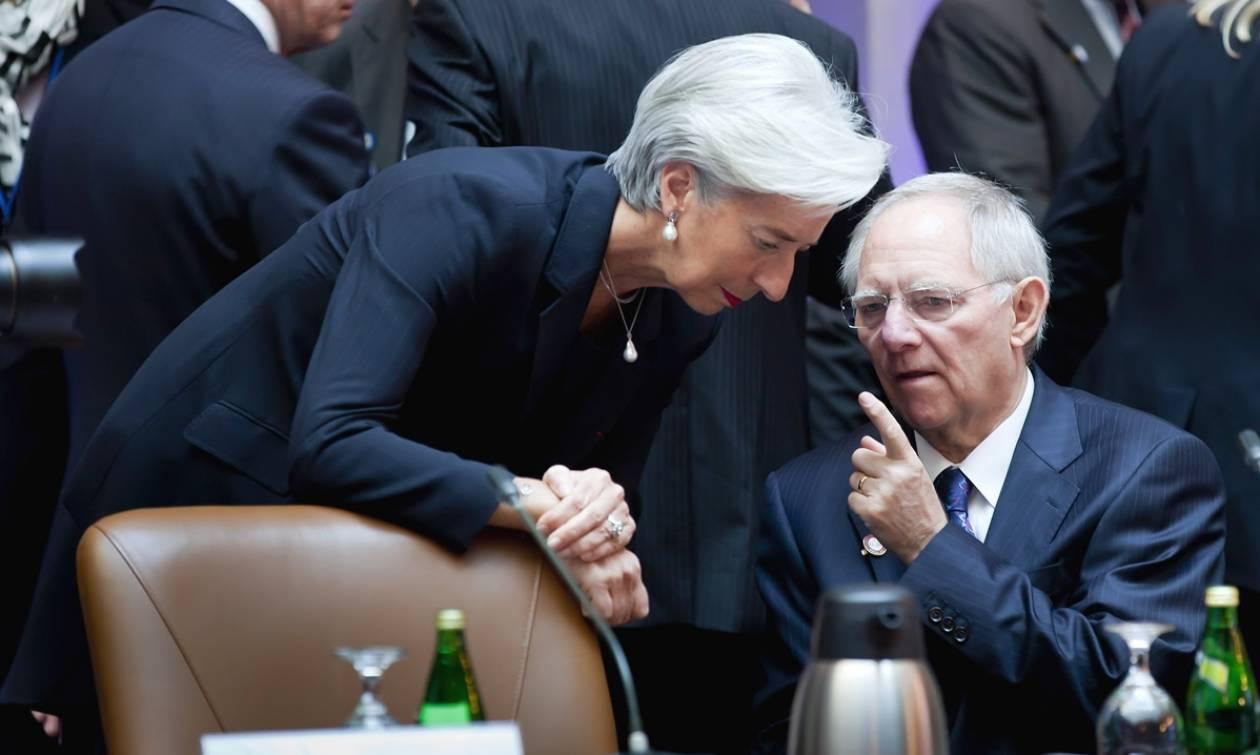 Ελληνικό Χρέος: Βρώμικο παιχνίδι Σόιμπλε - ΔΝΤ σε βάρος της Ελλάδας
