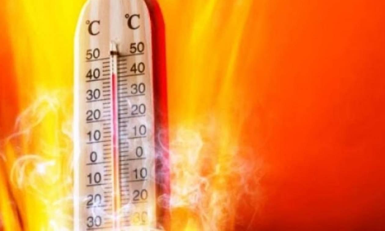 Καιρός: Έκτακτη ενημέρωση από τον Σάκη Αρναούτογλου για το θερμοκρασιακό ρεκόρ Μαΐου (photo)