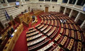 Βουλή: Θέμα χρόνου η κατάθεση του πολυνομοσχεδίου με τα προαπαιτούμενα
