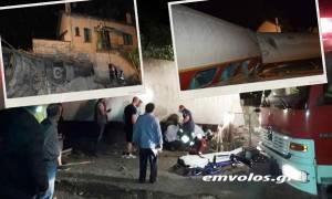 Τραγωδία στη Θεσσαλονίκη: Εκτροχιασμός τρένου με 4 νεκρούς!