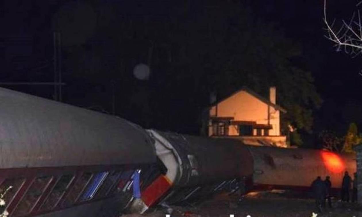 Τραγωδία στη Θεσσαλονίκη: Τι αναφέρει η ΤΡΑΙΝΟΣΕ για το σιδηροδρομικό δυστύχημα