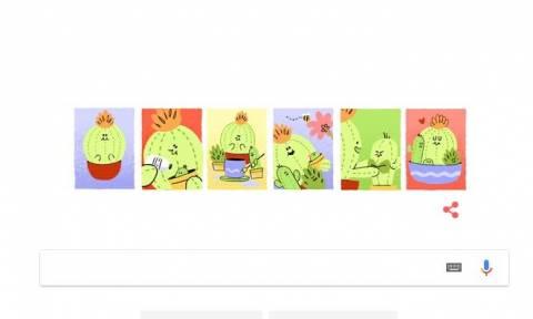 Ευτυχισμένη Ημέρα της Μητέρας 2017: Χρόνια πολλά στις μανούλες με ένα doodle google