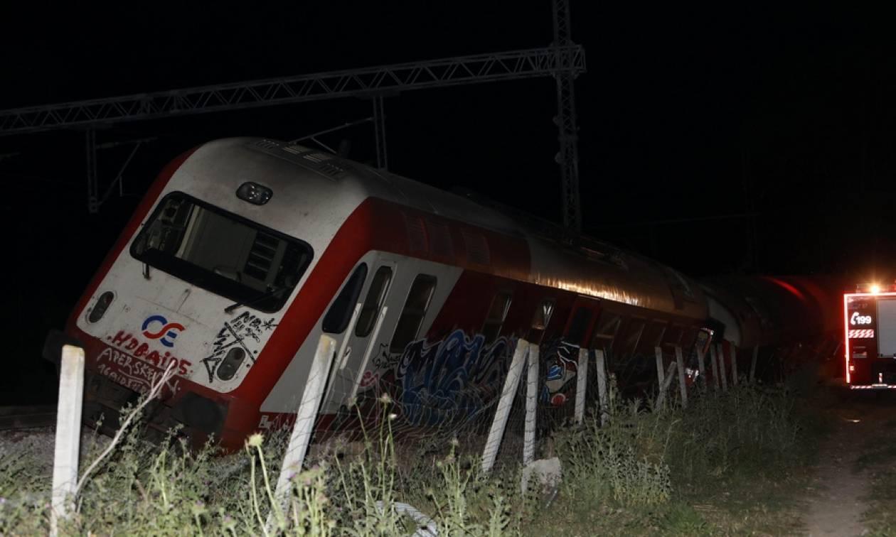 Εκτροχιασμός τρένου: Με νέα ανακοίνωση η ΤΡΑΙΝΟΣΕ κατεβάζει από τέσσερις σε δύο τους νεκρούς