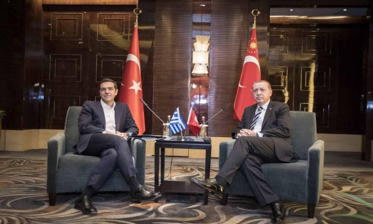 Η «αινιγματική» συνάντηση Τσίπρα-Ερντογάν και το σκηνικό «Αττίλα» που στήνουν οι Τούρκοι στο Αιγαίο