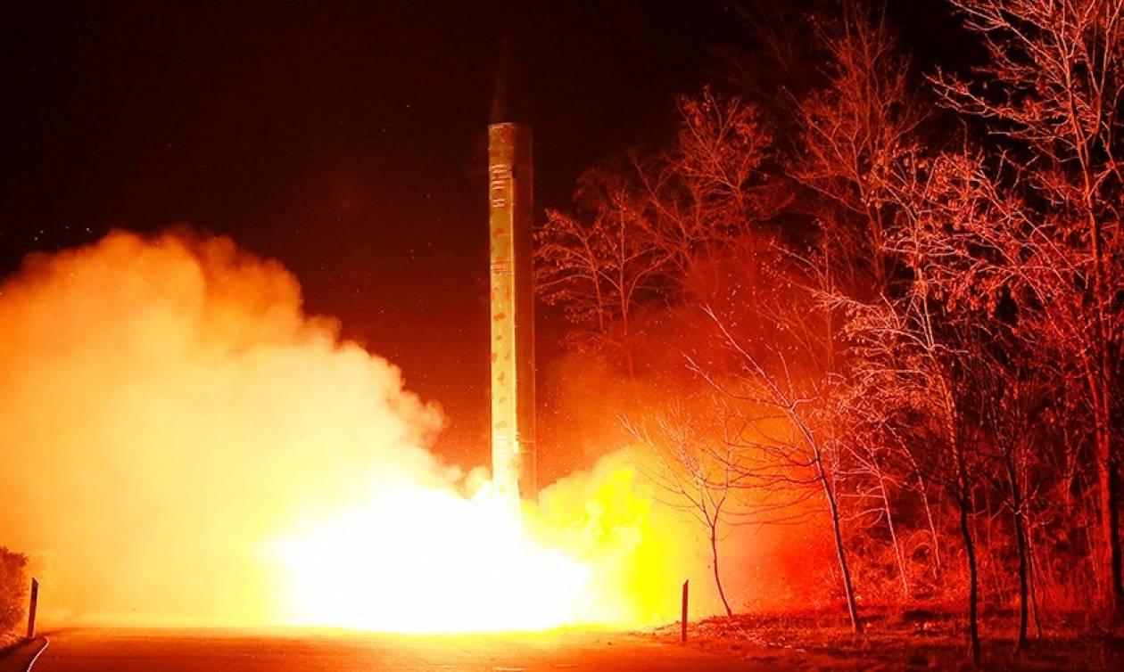 Ανεβάζει ξανά το θερμόμετρο ο Κιμ Γιονγκ Ουν – Εκτόξευσε πύραυλο στη Θάλασσα της Ιαπωνίας
