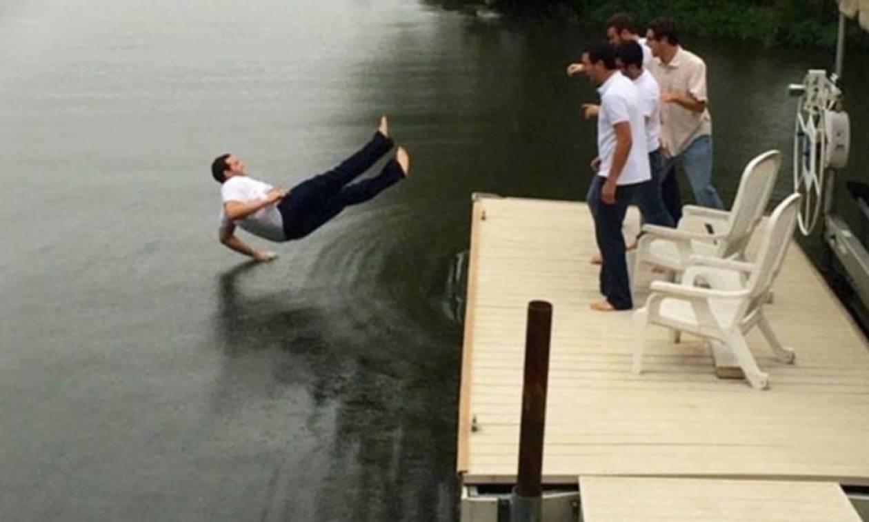 Viral: Σαράντα απίστευτες φωτογραφίες τραβηγμένες δευτερόλεπτα πριν την καταστροφή