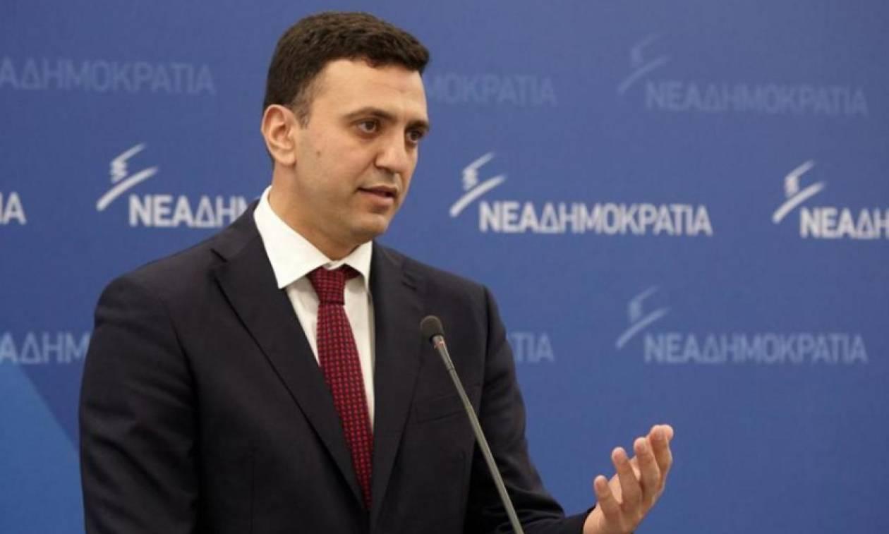 Κικίλιας: Ο ελληνικός λαός μαθαίνει την αλήθεια και αγανακτεί με τον κ. Τσίπρα