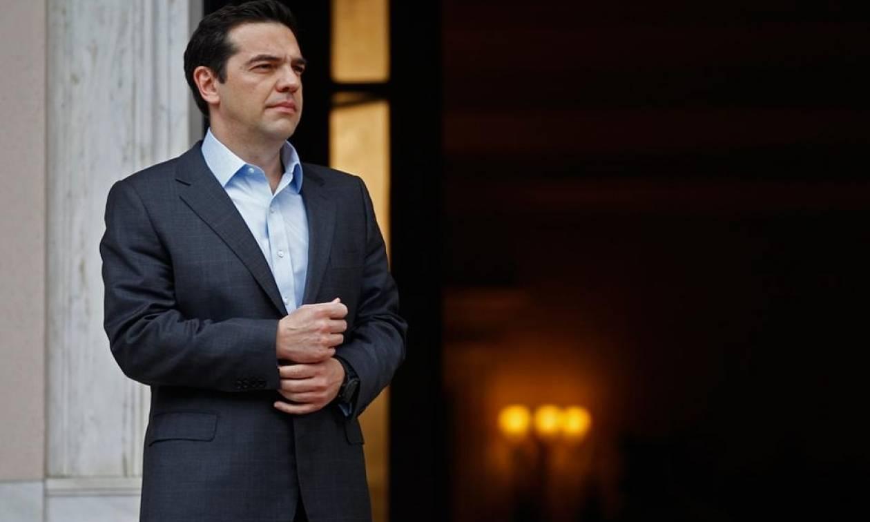 Τσίπρας προς Γκουτέρες: Η Ελλάδα θέλει μια δίκαιη και βιώσιμη λύση για το Κυπριακό