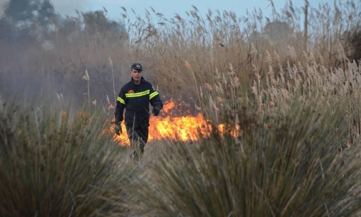 Άγιοι Θεόδωροι: Δυο τραυματίες από την μεγάλη φωτιά