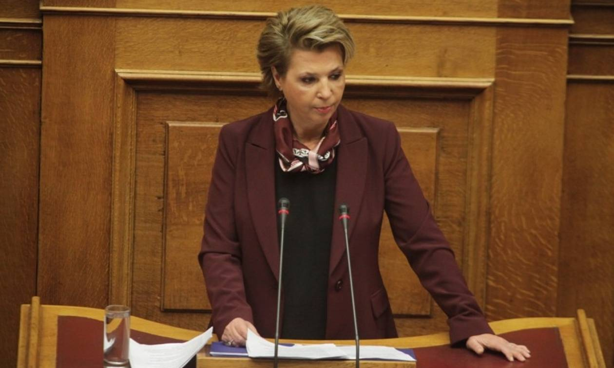 Γεροβασίλη: Δεν αποτελούν 4ο μνημόνιο τα νέα μέτρα που κατατέθηκαν στη Βουλή