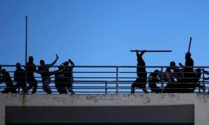 Τελικός Κυπέλλου: Η αστυνομία ταυτοποίησε 23 χούλιγκαν για τα επεισόδια του Βόλου