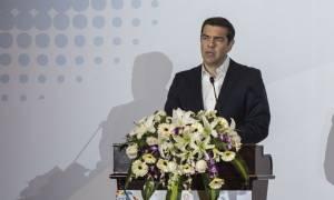Στο Πεκίνο ο Τσίπρας: Στρατηγικός ο ρόλος της Ελλάδας στο Δρόμο του Μεταξιού